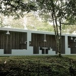 Air Villa turns the Panamanian holiday retreat on its side